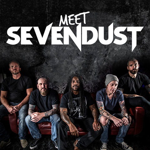 VIP Meet & Greet Experience with Sevendust [Winter 2019 Tour]