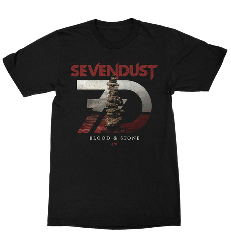 7D ON THE ROCKS | T-SHIRT