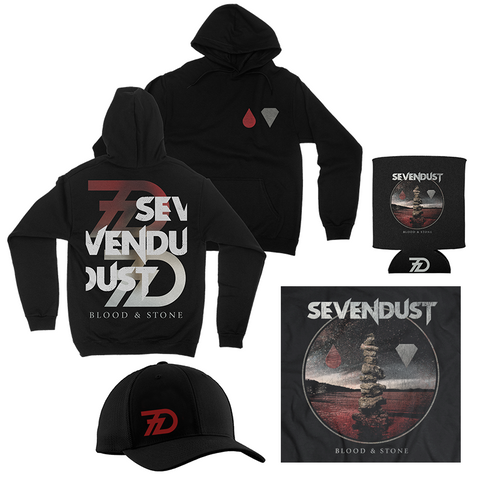 PRESALE: BLOOD & STONE | HOODIE FAN BUNDLE