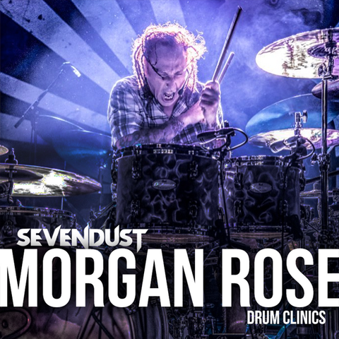 VIP Drummers Experience with Morgan Rose [WINTER 2019]