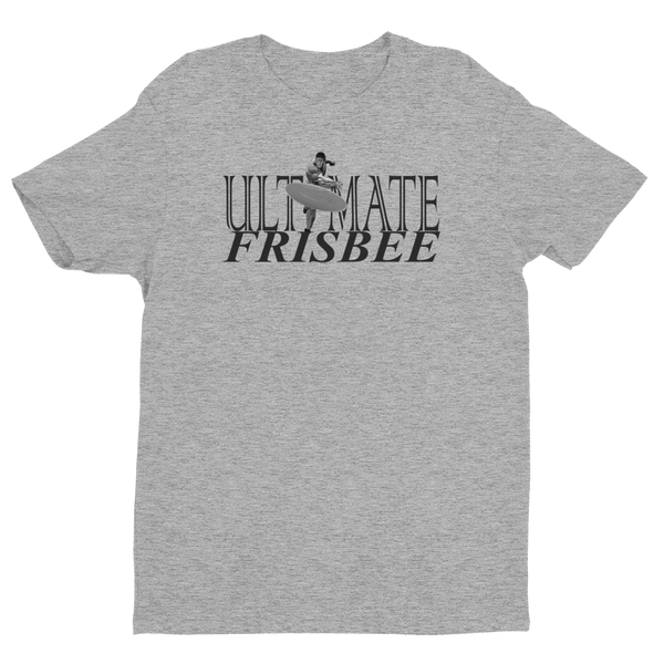 Ultimate Frisbee Short Sleeve T-shirt