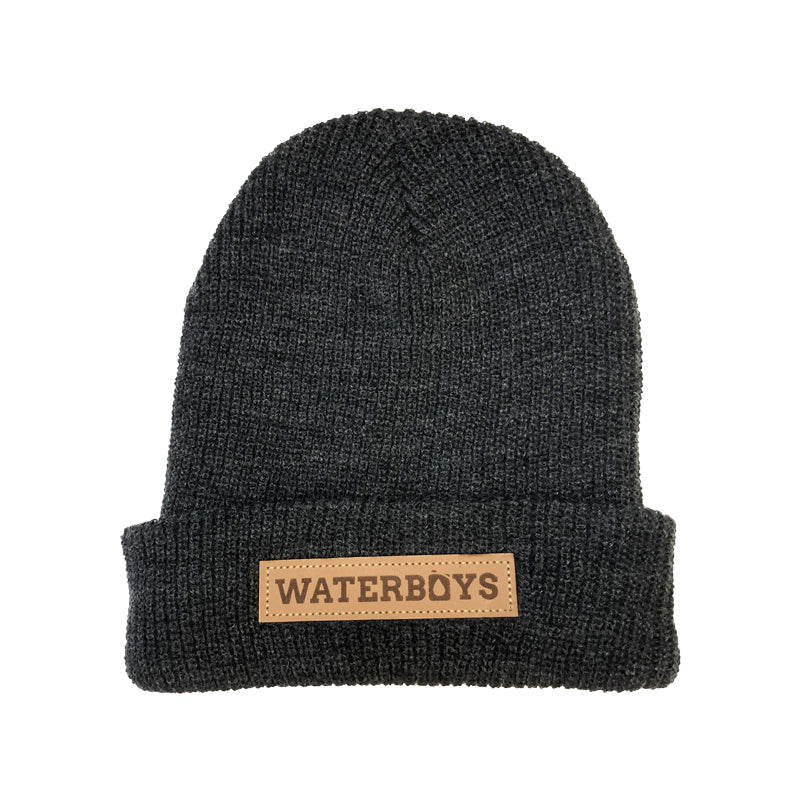 Waterboys Cuff Beanie - Heather Charcoal