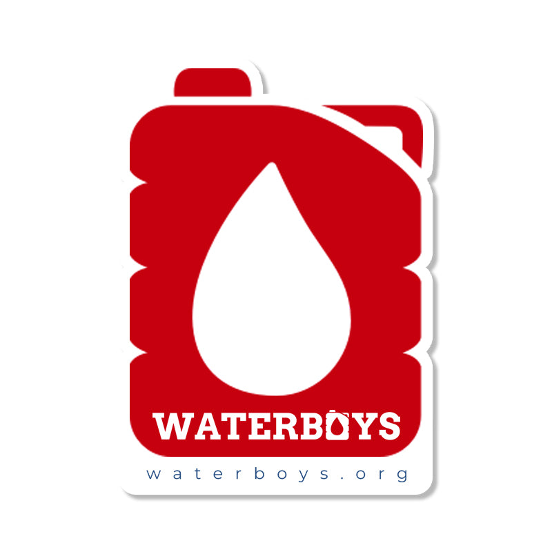 Waterboys Sticker