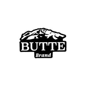 """OG"" Butte Brand Sticker 