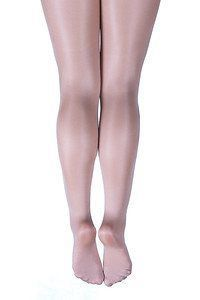 Pink Tights Black Leo Shimmer Tights