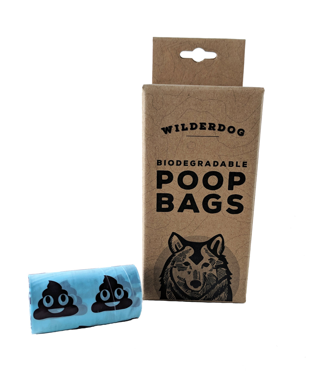 Eco-Friendly Emoji Poop Bags