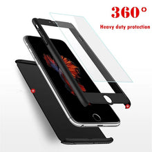 Load image into Gallery viewer, 360 Full iPhone Case/Cover w/ Screen Protector - Elite Fitness Essentials