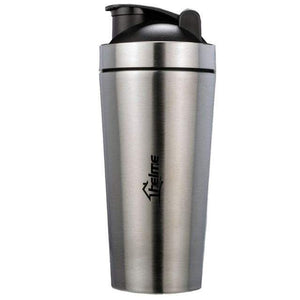 700ml Stainless steel Blender Bottle Elite Fitness Essentials see chart