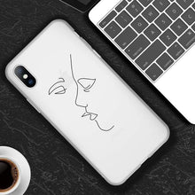 Load image into Gallery viewer, Abstract Art iPhone Case Elite Fitness Essentials for iphone X T8