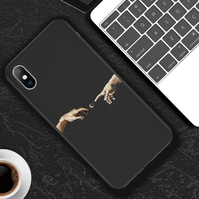 Abstract Art iPhone Case Elite Fitness Essentials for iphone XR T1