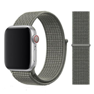 Apple Watch Replacement Band Nylon 38mm/40mm/42mm/44mm - Elite Fitness Essentials