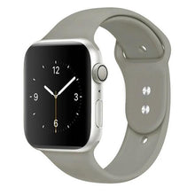Load image into Gallery viewer, Apple Watch Band Silicone 38mm/40mm/42mm/44mm Elite Fitness Essentials 12 Stone 42MM OR 44MM ML
