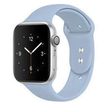 Load image into Gallery viewer, Apple Watch Band Silicone 38mm/40mm/42mm/44mm Elite Fitness Essentials 18 Lilac 42MM OR 44MM ML