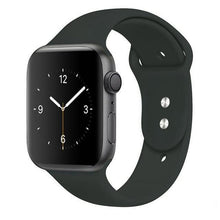 Load image into Gallery viewer, Apple Watch Band Silicone 38mm/40mm/42mm/44mm Elite Fitness Essentials