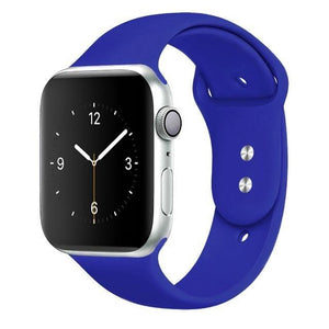 Apple Watch Band Silicone 38mm/40mm/42mm/44mm Elite Fitness Essentials