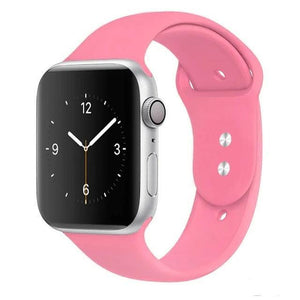 Apple Watch Band Silicone 38mm/40mm/42mm/44mm Elite Fitness Essentials Color 47 42MM OR 44MM ML