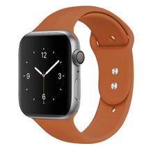 Load image into Gallery viewer, Apple Watch Band Silicone 38mm/40mm/42mm/44mm Elite Fitness Essentials Color 48 42MM OR 44MM ML