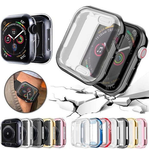Apple Watch Cover Case 38mm/40mm/42mm/44mm Elite Fitness Essentials
