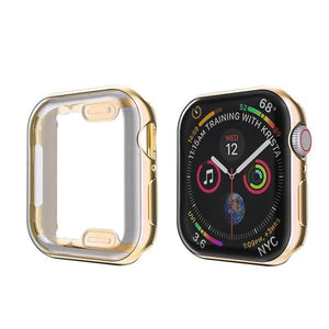 Apple Watch Cover Case 38mm/40mm/42mm/44mm Elite Fitness Essentials Gold Series 123 38MM