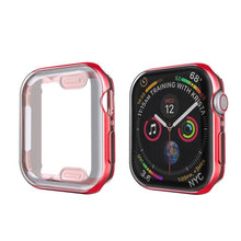 Load image into Gallery viewer, Apple Watch Cover Case 38mm/40mm/42mm/44mm Elite Fitness Essentials Red Series 123 38MM