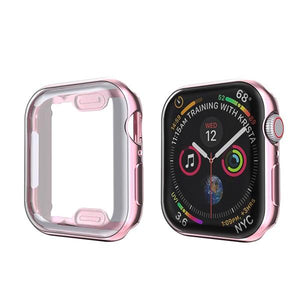 Apple Watch Cover Case 38mm/40mm/42mm/44mm Elite Fitness Essentials Rosegold Series 123 38MM