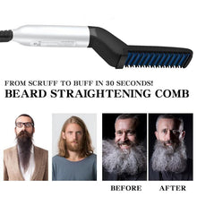 Load image into Gallery viewer, Beard Straightener Elite Fitness Essentials