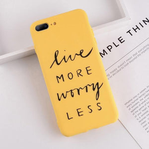 Cartoon & Quote iPhone Case Elite Fitness Essentials for iphone 7 8 Plus T19