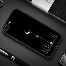 Load image into Gallery viewer, Creative iPhone Case Elite Fitness Essentials For iPhone 7 Plus Moon Landing