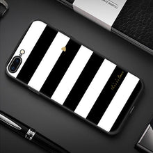 Load image into Gallery viewer, Creative iPhone Case Elite Fitness Essentials For iPhone 8 Plus Black & White