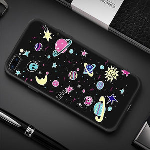 Creative iPhone Case Elite Fitness Essentials For iPhone XS Space