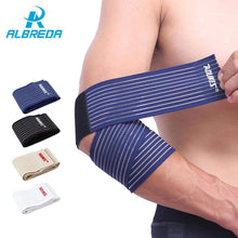 Load image into Gallery viewer, Elbow Support Wrap Elite Fitness Essentials