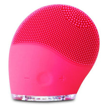 Load image into Gallery viewer, Electric Facial Cleansing Massage Brush Elite Fitness Essentials