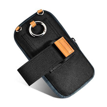 Load image into Gallery viewer, Fabric & PU Leather Mobile Phone Arm band/Pouch Elite Fitness Essentials
