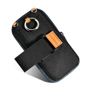 Fabric & PU Leather Mobile Phone Arm band/Pouch Elite Fitness Essentials