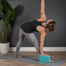 Load image into Gallery viewer, Foam Yoga Block Elite Fitness Essentials
