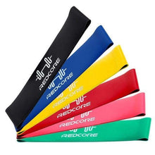 Load image into Gallery viewer, Resistance Bands - 6 Piece or 4 Piece Set - Elite Fitness Essentials