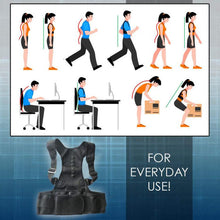 Load image into Gallery viewer, Magnetic Posture Corrector Elite Fitness Essentials