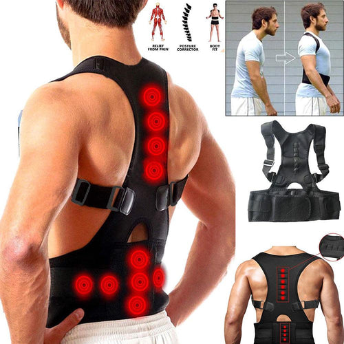 Magnetic Posture Corrector Elite Fitness Essentials