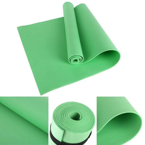 Non-Slip Yoga Mat Elite Fitness Essentials