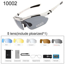 Load image into Gallery viewer, Polarized Cycling Sunglasses Elite Fitness Essentials 10002