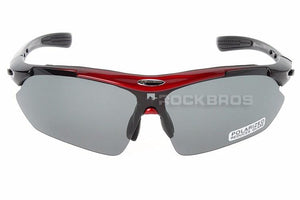 Polarized Cycling Sunglasses Elite Fitness Essentials