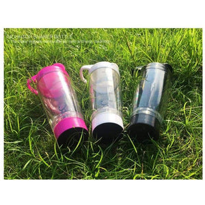 Portable Electric Shaker Bottle Elite Fitness Essentials