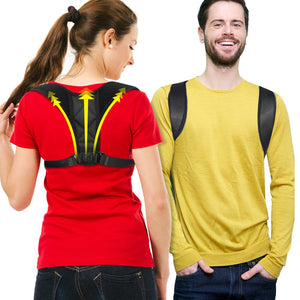 Posture Correcting Back Brace Elite Fitness Essentials