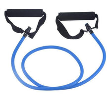 Load image into Gallery viewer, Resistance Rope Elite Fitness Essentials Blue