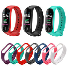 Load image into Gallery viewer, Smart Fitness Tracker w/ HR & BP Monitor Replacement Bands Elite Fitness Essentials
