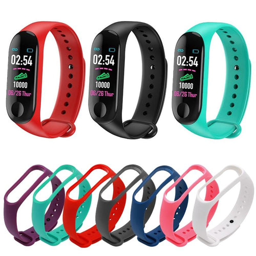Smart Fitness Tracker w/ HR & BP Monitor Replacement Bands Elite Fitness Essentials