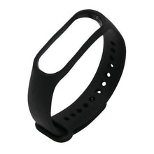 Load image into Gallery viewer, Smart Fitness Tracker w/ HR & BP Monitor Replacement Bands Elite Fitness Essentials Black China