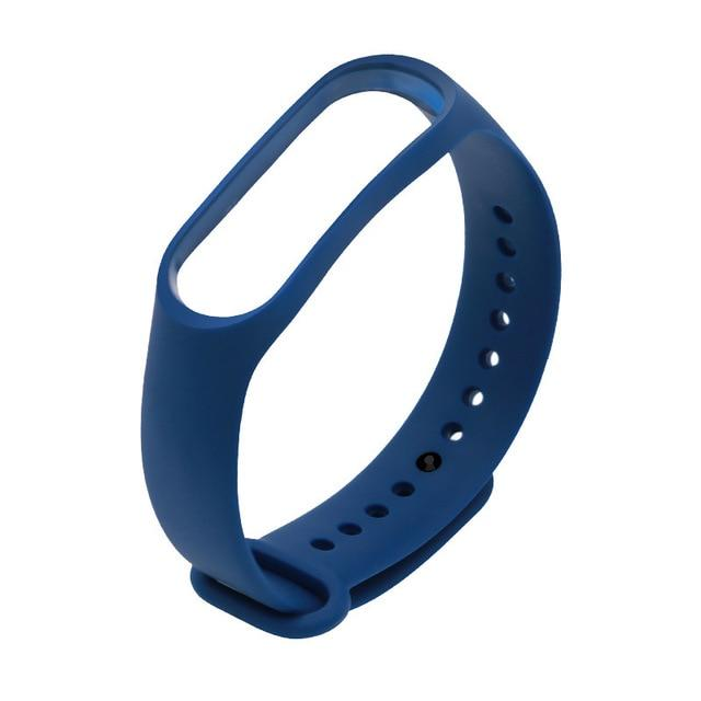 Smart Fitness Tracker w/ HR & BP Monitor Replacement Bands Elite Fitness Essentials Blue China
