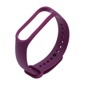 Smart Fitness Tracker w/ HR & BP Monitor Replacement Bands Elite Fitness Essentials Purple China