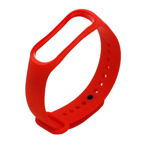 Smart Fitness Tracker w/ HR & BP Monitor Replacement Bands Elite Fitness Essentials Red China
